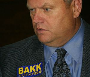 Majority Leader Bakk