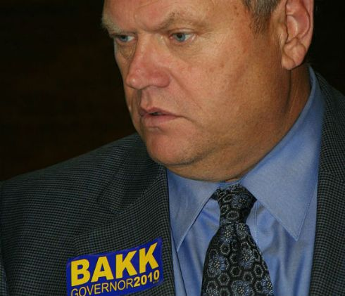 Majority Leader Bakk