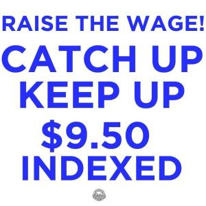 Raise the Wage - INDEXED