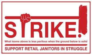 CTUL's multi-year campaign to improve standards in the cleaning industry has included multiple strikes.